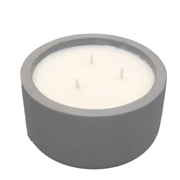 Sweater Weather Candle // Concrete