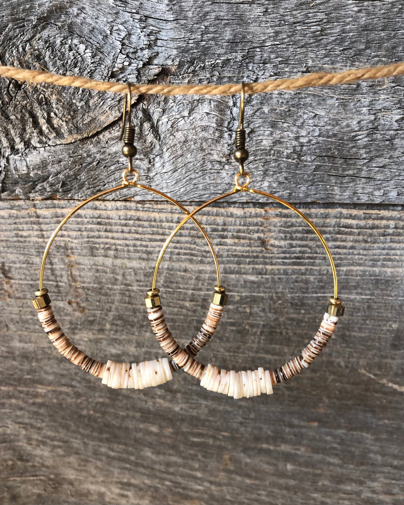 Boho Coast Earrings