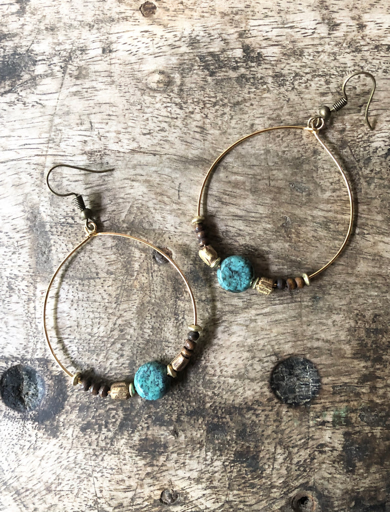 Sedona Nights Earrings