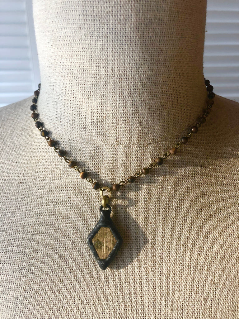 Mojo Diamond Necklace
