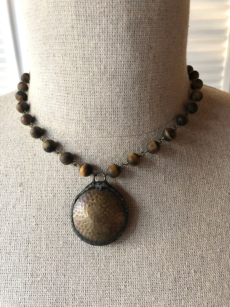 Rustic Refinery Necklace