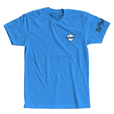 MVP T-SHIRT - BLUE - MVP Global Store