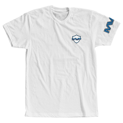 MVP T-SHIRT - WHITE - MVP Global Store
