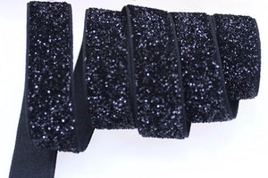 Thighsies Single Strap Glitter