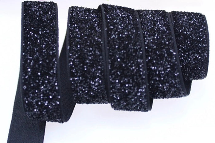 Thighsies Glitter Single Strap
