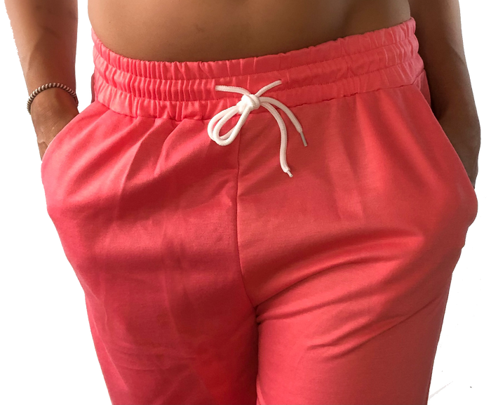 Pink Sweatpants with POCKETS!