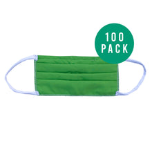 100pk - Pleated Face Mask