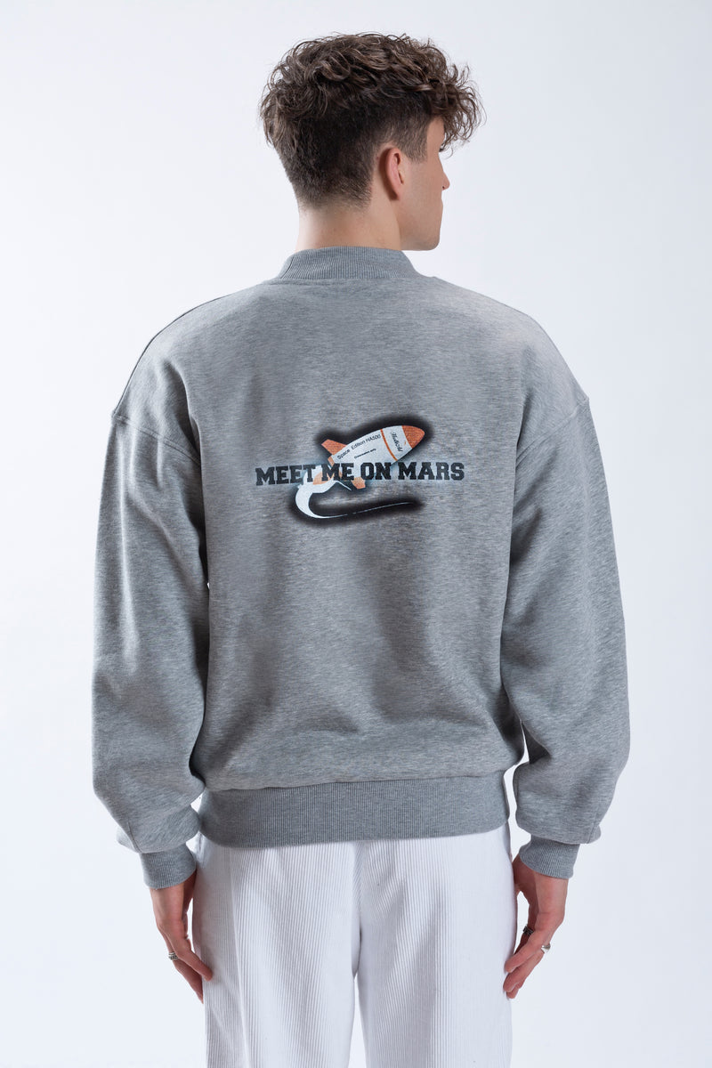 ''MEET ME ON MARS'' Sweater