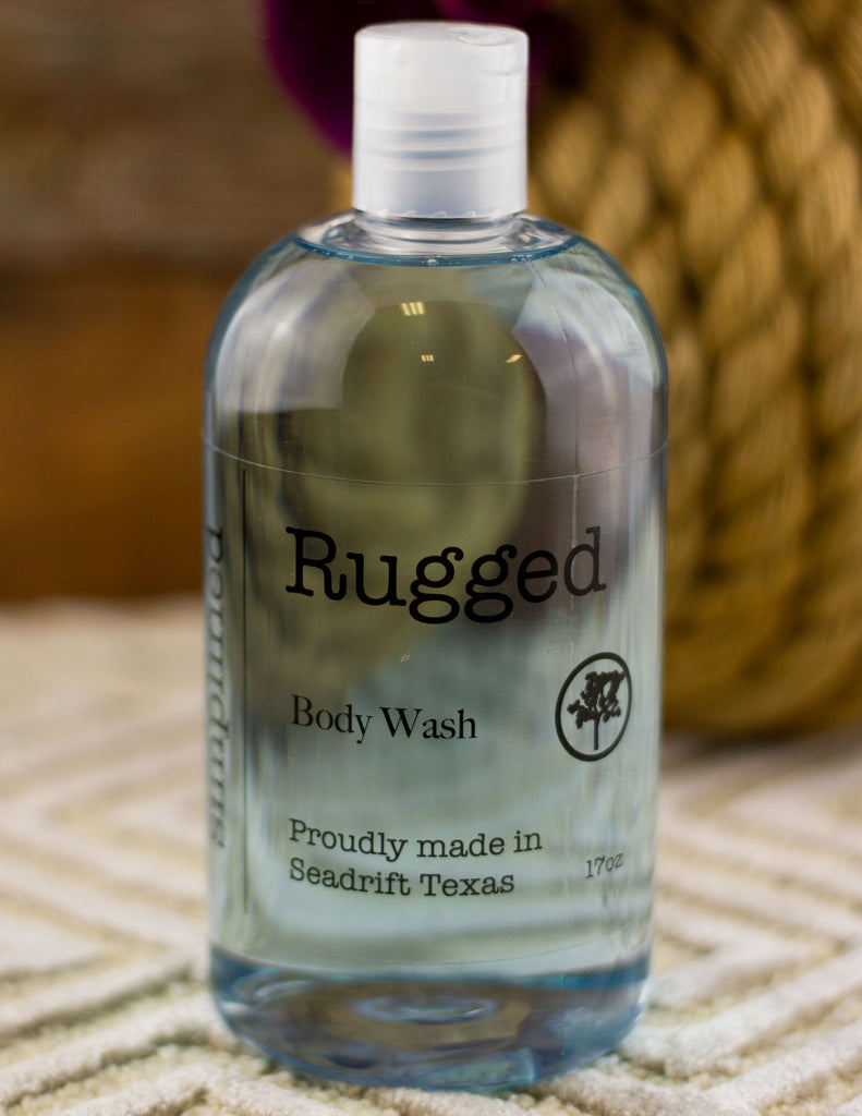 Simplified Body Wash