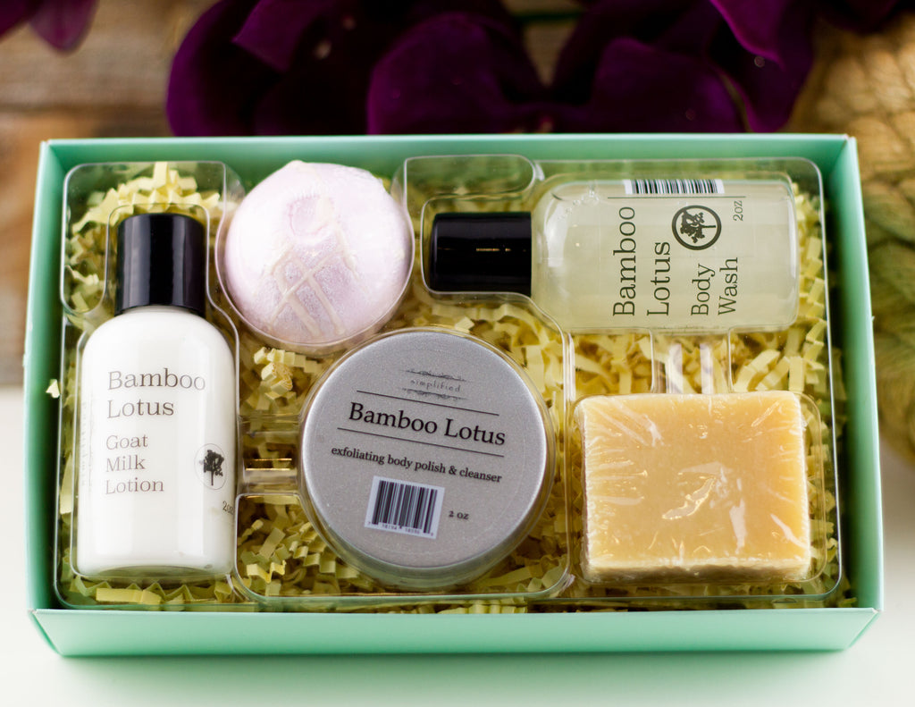 Simplified Body Gift Set