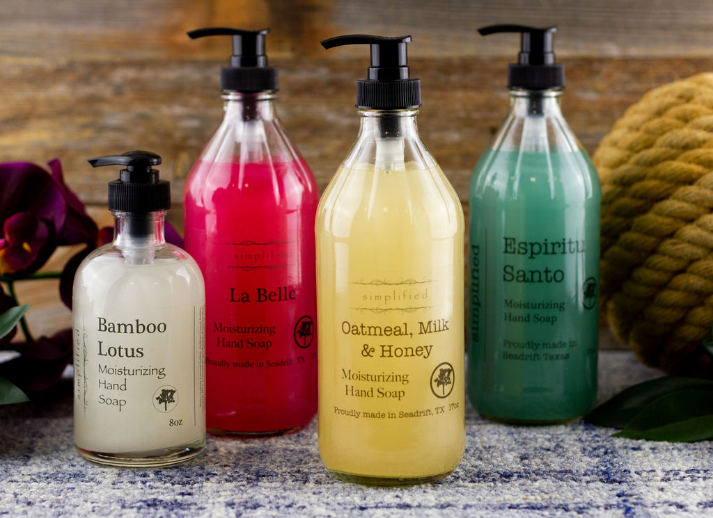 Simplified Hand Soap