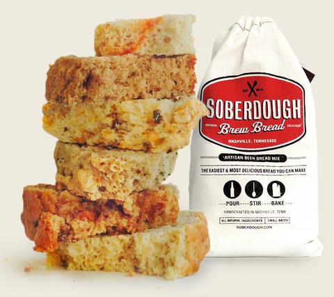 Soberdough Home Baked Bread Kits