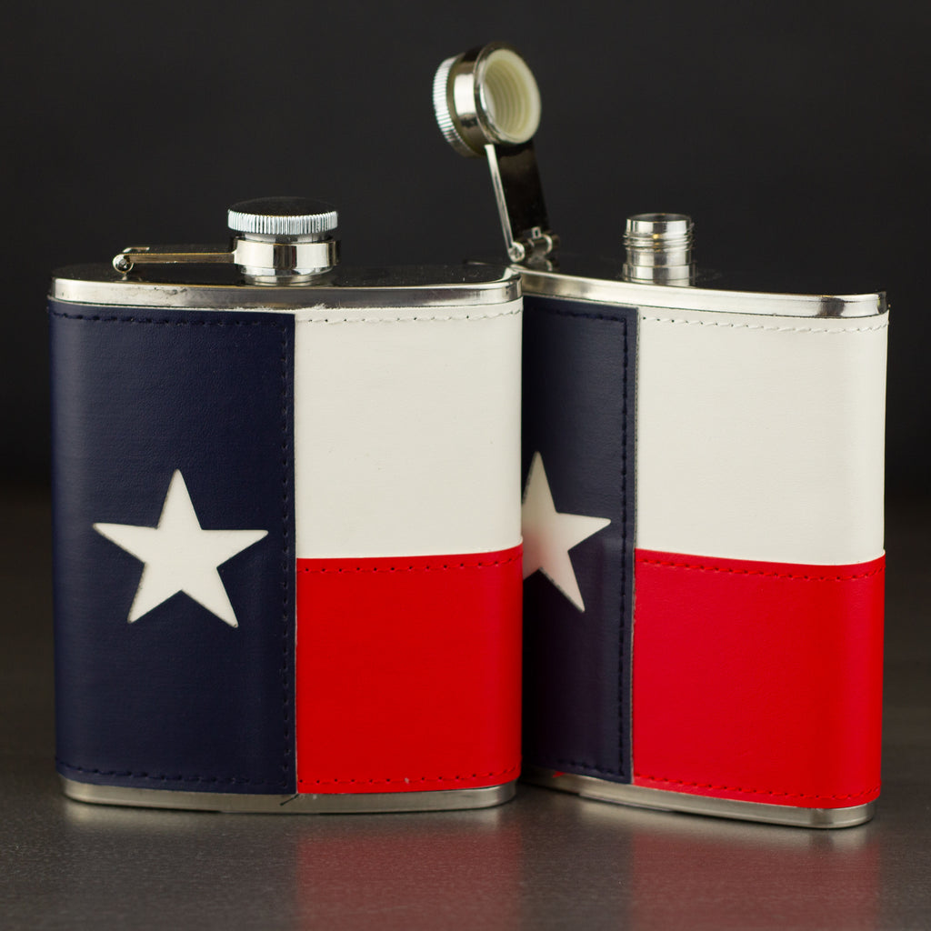 Texas Flasks