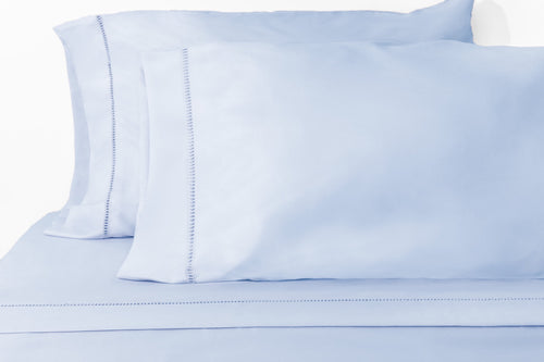 Blue Grace Sheet Set