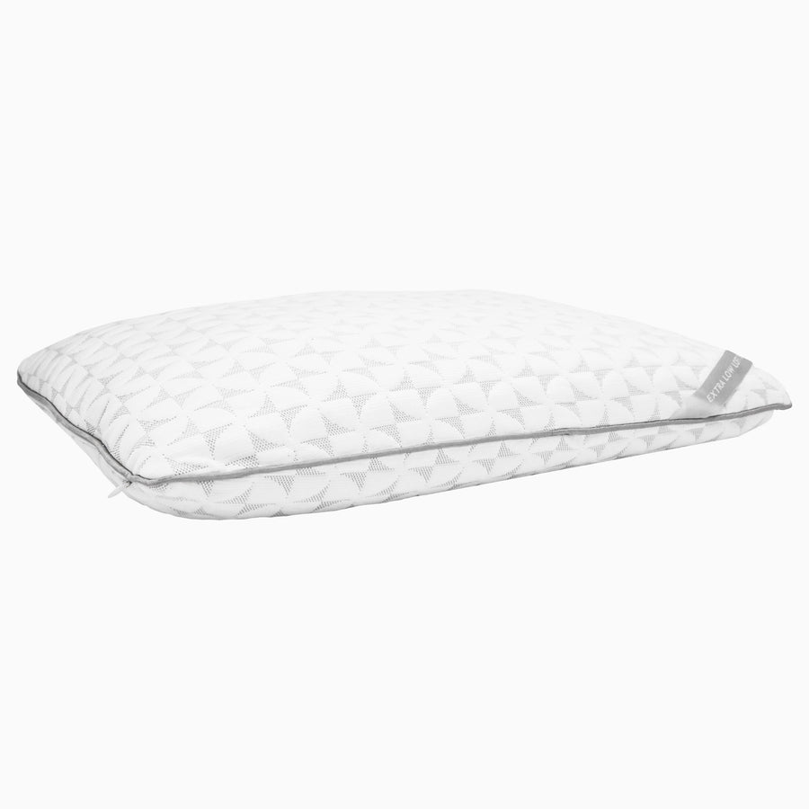 ViscoSoft Cold Wire Extra Low Loft Pillow