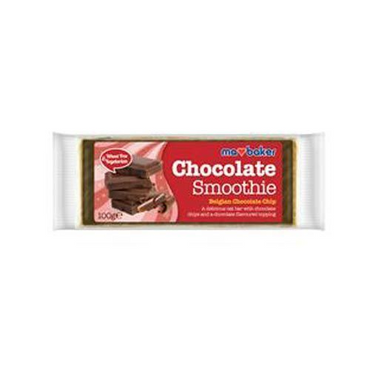 Ma Baker Belgian Choc Chip Smoothie Bar 100g (Pack of 20)