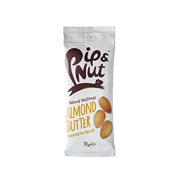 Pip and Nut Almond Butter Squeeze pack (Pack of 20)