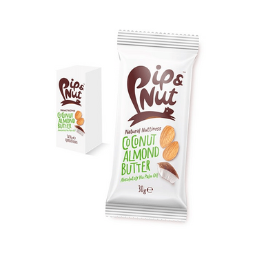 Pip and Nut Coconut Almond Butter Squeeze Pack 30g (Pack of 20)