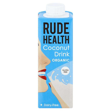 Rude Health Coconut Drink 250ml (Pack of 2)