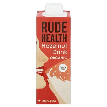 Rude Health Hazelnut Drink 250ml (Pack of 2)