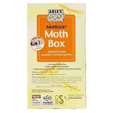 Mottlock Mottenbox - Protection Of Clothes - Single