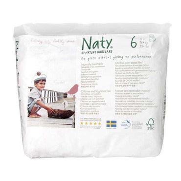 Nature Baby Nappy Pants Extra Large Size 6 18s