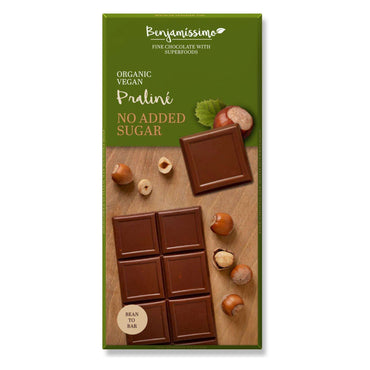 Benjamissimo No Added Sugar / Praline 70g (Pack of 5)
