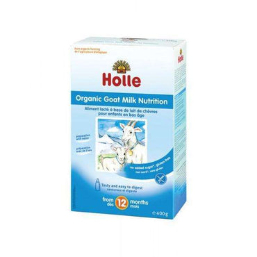 Holle Organic Goat Milk Nutrition (6+) - 400g