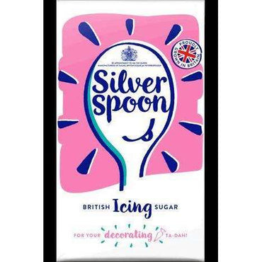 Silver Spoon Icing Sugar - 1kg (Pack of 10)