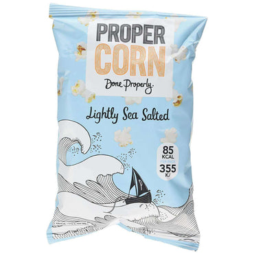 Propercorn Lightly Sea Salted 20g (Pack of 24)