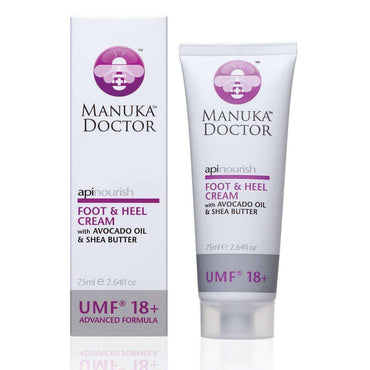 Manuka Doctor Foot & Heel Cream 75ml