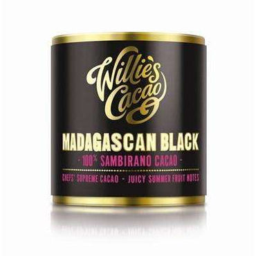 Willies Madagascan Black 100% Sambirano Summer Fruit Notes - 180g