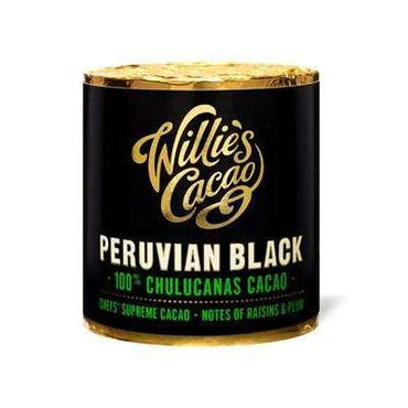 Willies Peruvian Black 100% Chulucanas Raisin & Plum Notes - 180g