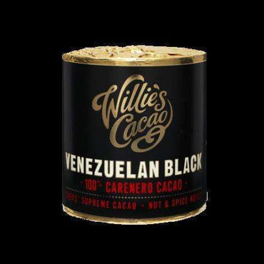 Willies Venezuelan Black 100% Carenero Nut & Spice Notes - 180g