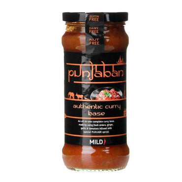 Punjaban Authentic Curry Base Mild 350g