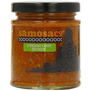 Samosaco Punjabi Lime Pickle - 180g