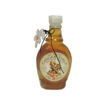Ginger Party Organic Ginger Syrup 237ml