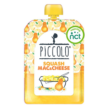 Piccolo Squash Mac & Cheese with Sage 130g (Pack of 7)