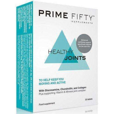 Prime Fifty Healthy Joints Tablets 30s