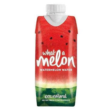 What A Melon Watermelon Water - 330ml (Pack of 18)