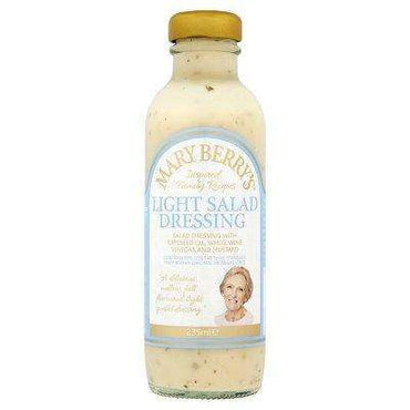 Mary Berrys Light Salad Dressing 235ml