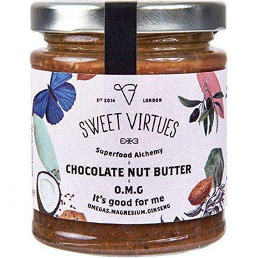 Sweet Virtues Chocolate Nut Butter 170g
