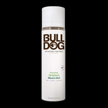 Bulldog Foaming Original Shave Gel - 200ml