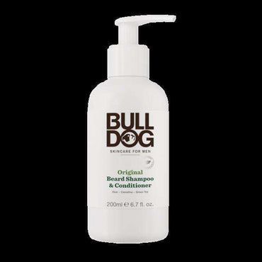 Bulldog Original 2In1 Beard Shampoo & Conditioner - 200ml