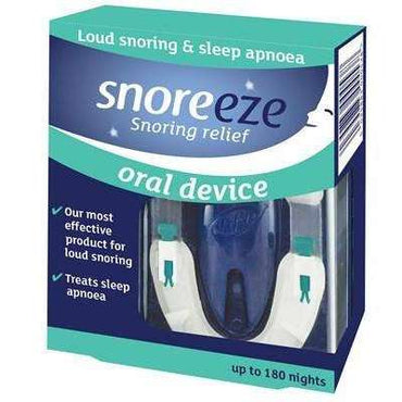Snoreeze Snoring Relief Oral Device - Single