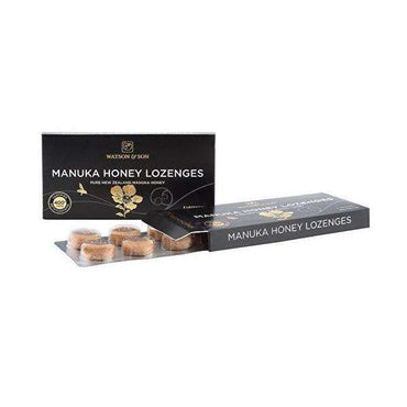 Watson & Son Manuka Honey Lozenges Cdu 12+ Mgs (400+ Mgo) - 8pk