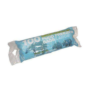 Symphony Food & Freezer Bags Large 100s