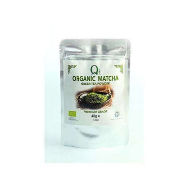 Herbal Health Organic Matcha Green Tea Powder 40g