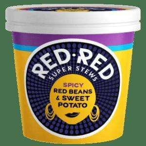 Red Red Super Stew - Sweet Potato & Red Beans - 53g (Pack of 6)
