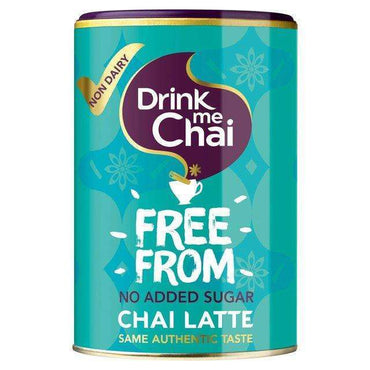 Drink Me Chai Free From No Added Sugar Chai Latte - 200g